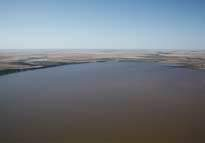 Wide image of the lake - click for risk of spill assessments